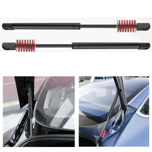1 Pair Rear Trunk Hood Shock Strut Bars Tailgate Struts Lift Fits Tesla Model 3