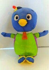 Backyardigans Pablo Plush Toy Nylon Gently Loved Soft Lovey Huggable