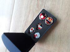 GOLF / Korean Card Board Game Hwatu Golf Ball Marker with Case