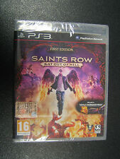 SAINTS ROW GAT OUT OF HELL PS3 NUOVO