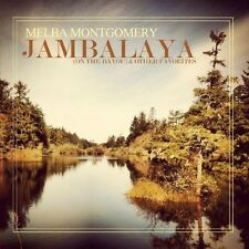 Jambalaya (On The Bayou) - Melba Montgomery (2013, CD NIEUW)