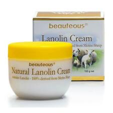 Natural Lanolin Cream with Colostrum & Vitamin E, 100g Made in New Zealand