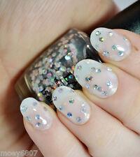 New! OPI '13 Mariah Holiday I SNOW YOU LOVE ME Large Glitter Nail Polish Lacquer