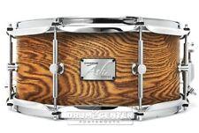 Canopus Ash Snare Drum 14x6.5 Natural Grain Oil