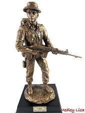 Silent Soldiers Good Morning Vietnam Bronze Statue Figurine ANZAC Limited Ed