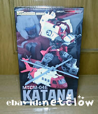 Transformers Maketoys MTCM-04E Katana Defensor Blades in Stock