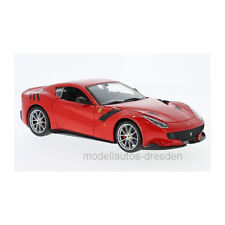 Bburago 26021 Ferrari F12tdf rouge échelle 1:24 Maquette de voiture Nouveau! °