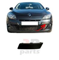 Pour Renault Megane 08-11 Neuf Avant Pare-Choc Moulure Bordure Noir Gauche N/S