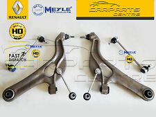 Pour renault clio 197 200 rs sport front lower control arms ball joint barres liens