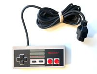 Original Nintendo Brand NES Controller OEM Official CLEANED + TESTED NES-004