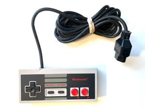 Original Nintendo Brand NES Controller OEM Official CLEANED + TESTED NES-004