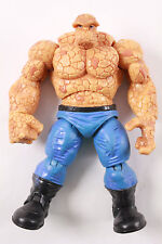 """Marvel Universe 4"""" THING Fantastic 4 Loose Complete"""