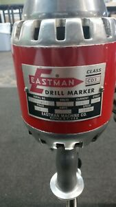 EASTMAN CLASS CD3 DRILL MAKER - FABRIC DRILL MACHINE - BEST OFFER