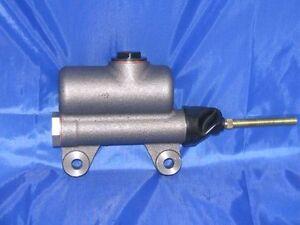 Brake Master Cylinder 55 56 57 Pontiac w/ manual brakes NEW 1955 1956 1957