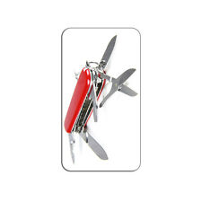 Multi-Function Knife Screwdriver - Metal Lapel Hat Pin Tie Tack Pinback