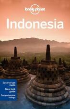 NEW Lonely Planet Indonesia (Travel Guide) by Ryan Ver Berkmoes