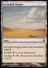 4x Steppa Isolata - Secluded Steppe MTG MAGIC ArE Eng