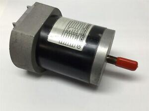 Tennant 4BA-00323 Permanent Magnet Motor 12VDC 40A 0.4HP, 1750RPM