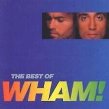 Wham! - The Best Of Wham! (inc. I'm Your Man, Club Tropicana, Wake Me.. (NEW CD)