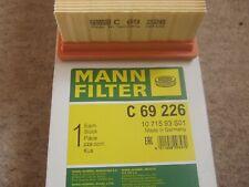 BRAND NEW MANN C 69 226 AIR FILTER PORSCHE PANAMERA S 3.0 3.6 4.8 DIESEL HYBRID