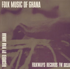 Various Artists - Folk Music of Ghana / Various [New CD]