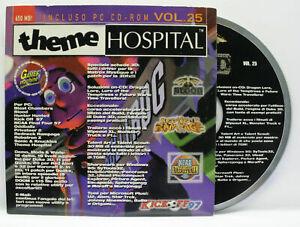 THE GAMES MACHINE CD ROM VOL. 25 ALLEGATO TGM N. 96 PC DEMO CD ED. XENIA 75671
