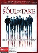 My Soul To Take (DVD, 2013)