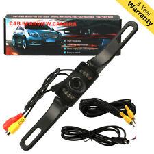 7 LED Night Vision Car Rear View Reverse Backup Parking Camera CMOS Waterproof