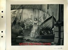"Virginia Mayo The Princess And The Pirate Original 8x10"" Key Book Photo #L5581"