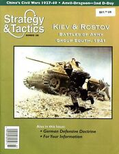 STRATEGY & TACTICS 188 - THE BALKANS CAMPAIGN OF 1941 - MINT AND UNPUNCHED