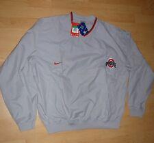 Ohio State Buckeyes OSU Nike Grey Pullover Size Small Adult NWT