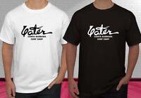 New Apocalypse Now Yater Surf Logo Black White Men's T-shirt S-2XL