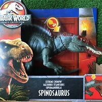 Jurassic World Legacy Collection Extreme Chompin' Spinosaurus Dinosaur Park Toy
