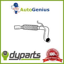 TUBO MARMITTA ANTERIORE FIAT MULTIPLA (186) 1.6 16V Bipower 2001>2010 12204