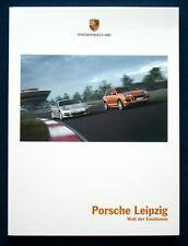 PROSPEKT BROCHURE PORSCHE Lipsia (D, 2009)