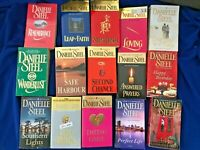 Danielle Steel Fantastic Book Lot of 27 Books with Free Shipping