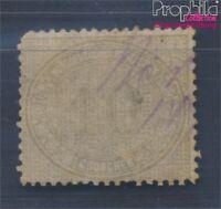 Norddeutscher Postbezirk 25 fein (B-Qualität) gestempelt 1869 (8292065