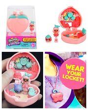 Shopkins Lil' Secrets Secret Locket Teeny Shoppie Doll Play Set Farmers Market