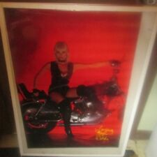 SEKA POSTER NEW 1985  RARE VINTAGE COLLECTIBLE OOP HOT SEXYPLAYBOY PORN STAR