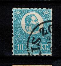 Briefmarken Ungarn 4 a gestempelt  König Franz Josef  Stdr.