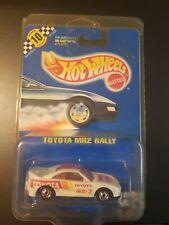 Hot wheels toyota mr2 rally