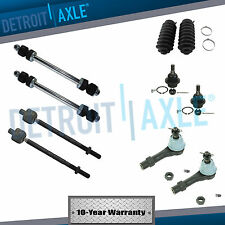 Ford Explorer Lower Ball Joint Tierod Kit 2 Pc Design Torsion Bar Rwd 4wd 10pc Fits Ford Ranger