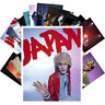 Postcards Pack [24 cards] DAVID SYLVIAN and JAPAN Music Photo Posters CC1309