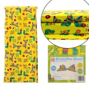 KinderMat Sheets Eric Carle - BEAUTIFUL BUTTERFLY