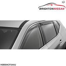 New Genuine Nissan X-Trail T32 Weathershields, Slimline H08004CF2AAU RRP $135