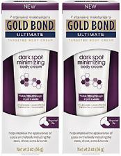 Gold Bond Ultimate Dark Spot Minimizing Cream ( 2 Pack )