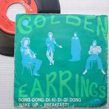 GOLDEN EARRINGS Mod beat 45 Picture sleeve DONG DONG DI KI DI GI DONG vg++  F794