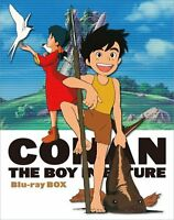Future Boy Conan Blu-ray box Free Shipping with Tracking number New from Japan