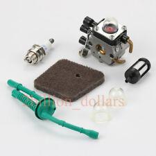Carburetor F Stihl FS38 FS45 FS46 FS55 HS45 FC55 HL45 String Trimmer Air Filter