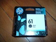HP 61 BLACK INK CARTRIDGE~ CH561WN~ BRAND NEW~ FACTORY SEALED~